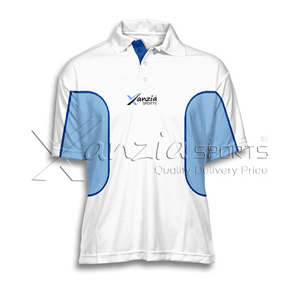 Lachlan Cut And Sew Polo Shirt