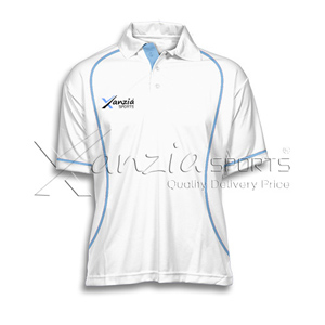 Nowra Cut And Sew Polo Shirt