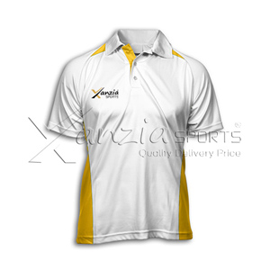 Queens Park Cut And Sew Polo Shirt