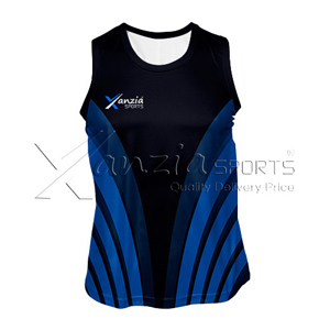 baanbee Sublimated Singlet