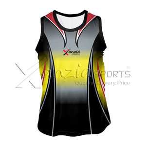 lido Sublimated Singlet