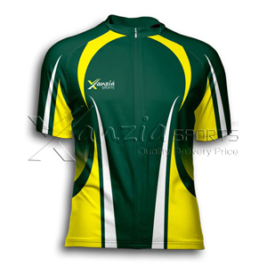 Irving Cycling Jersey