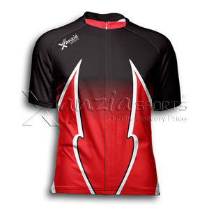 Schwars Cycling Jersey