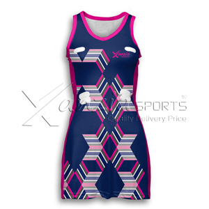 Bayview Netball Dress Ladies