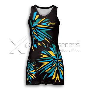 Catalina Netball Dress Ladies