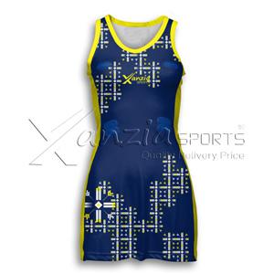 Florida Netball Dress Ladies