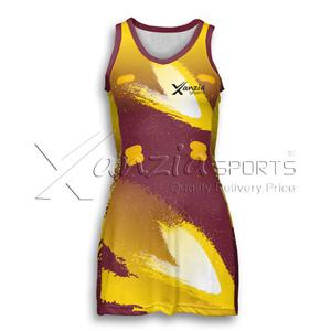 Junee Netball Dress Ladies