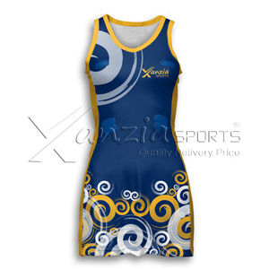 Cabarita Netball Dress Ladies