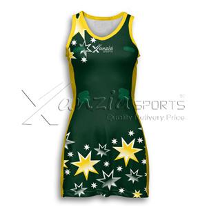 Gairdner Netball Dress Ladies