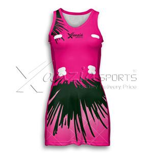 Haigslea Netball Dress Ladies