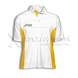 Joslin Cut And Sew Polo Shirt
