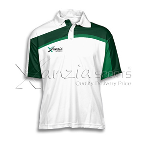 Paradise Cut And Sew Polo Shirt