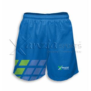 Bacchus Sublimated Shorts
