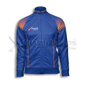 Berrilee Sublimated Jackets