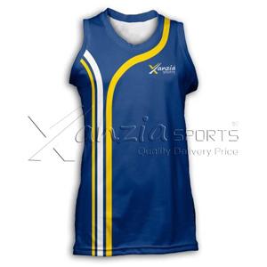Vincent Basketball Jersey