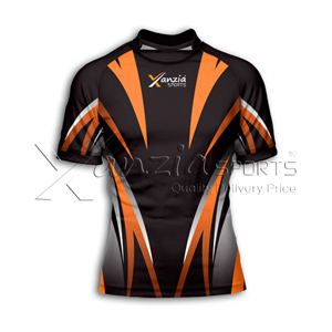 Tigers Touch Football Jersey