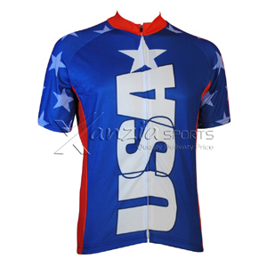 Men USA Cycling Jersey